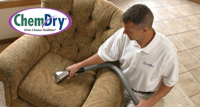 furniture cleaning technician